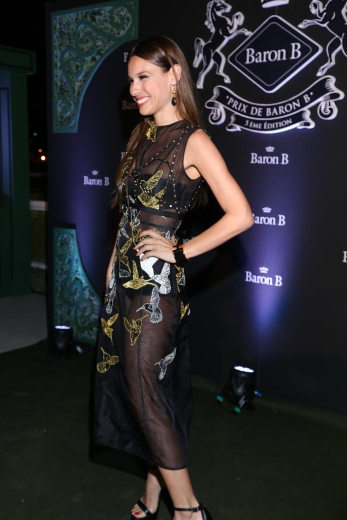 Carolina Ardohain en el Prix de Baron B (2)