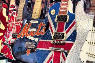 Robert Kantor guitarras